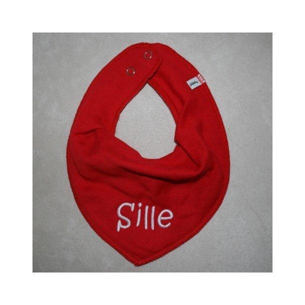 Savletørklæde med navn