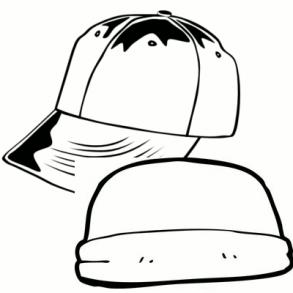 Caps og huer
